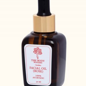 Jazminų veido aliejus – Facial oil Jasmine img