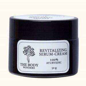 Revitalizing serum cream img